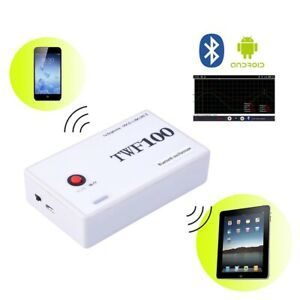 Twf100 2ch Usb Digital Oscilloscope Pc Mini Bluetooth Support Android Mobile Pad