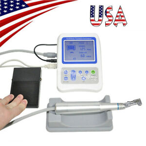 Dentist Dental Endodontic Root Canal Treatment Electric Endo Motor Contra Angle