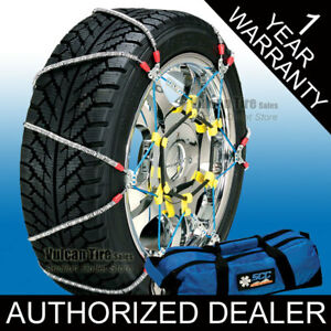 Scc Super Z 6 245 75r15 Tire Chains New Cable Snow Chains 245 75 15