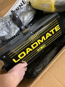 R m Loadmate 1 2 Ton Electric Chain Hoist New In Box Free Shipping