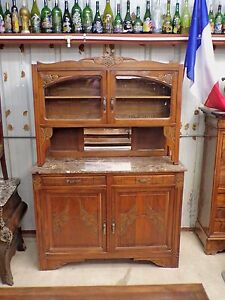 French Antique Art Deco Sideboard French Buffet Antique French Furniture