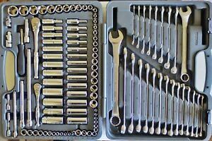Matco Tools Silver Eagle 111pc Tool Set General Service Socket Wrench Sabse111p