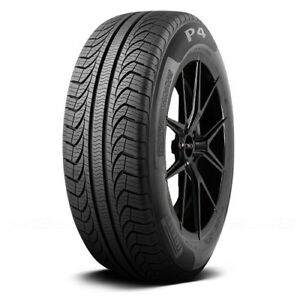 2 P205 55r16 Pirelli P4 Four Seasons Plus 91t Tires