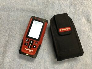 Perfect Hilti Pd i Laser Range Meter With Pouch