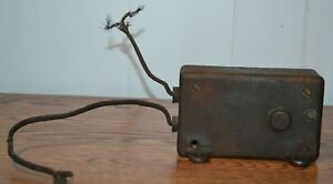 Vintage Honeywell Thermostat Home Heating Furnace Damper Actuator 110 Volts Ac