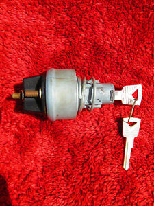 1952 1953 1954 1955 1956 Ford Truck Ignition Switch With 2 Keys