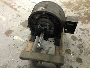 Monarch 10 Ee Lathe Motor Mg Drive Round Dial