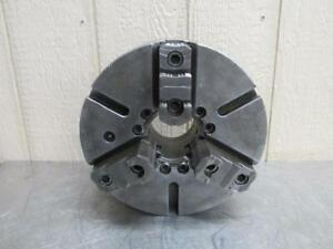 Skinner S 3012 Metal Lathe Chuck 12 Dia 3 Jaw Self centering Scroll D1 8 Mount