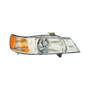 Fits 99 04 Honda Odyssey Right Passenger Side Headlight Lamp Assembly Rh