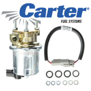 Carter P74213 For Dodge Cummins 5 9l Diesel 1998 2002 Fuel Lift Pump