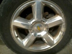 Wheel 20x8 1 2 5 Spoke Covered Lug Nuts Fits 07 09 Avalanche 1500 509019