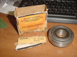 Nos Differential Outer Pinion Bearing Mga 1500 1600 1622 Mgb 62 67 Mgtd Mgtf Bn1