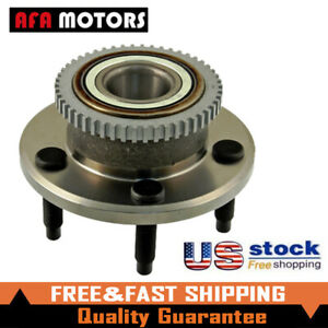 Front Wheel Hub Bearing Left Or Right For 2005 2014 Mustang Avanti 2 W abs