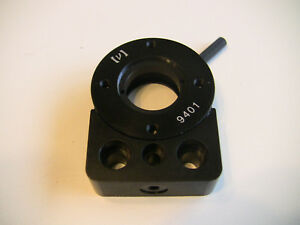 Newport New Focus 9401 Rotation Stage 1 Rotary Optics Mount