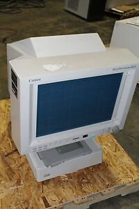 Canon Microfilm Scanner 800ii Good Condition