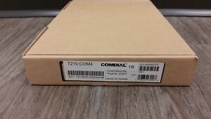 new Comdial 7210 Com4 4 circuit Co Line Card Phone System