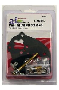 A And I Msck55 Carburetor Kit Basic marvel Schebler For Massey Ferguson Ind