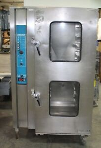Alto Shaam Combitherm Hud 20 20 Oven 480 Degree F