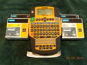 Dymo Rhino 4200 Label Maker With Tape