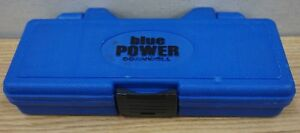 Cornwell Tools Blue Power Cbp1l 1 4 Drive 6pt 10 Piece Deep Socket Metric Set