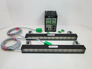 Advanced Illumination Pulsar 320 Controller 2 Ll6212 850c5 Infrared Light Bars