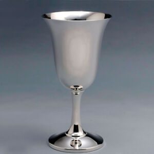 Wallace 14 Water Goblet Sterling Silver Excellent Condition