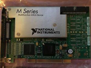 National Instruments Pci 6250 Ni Daq Card Analog Input Multifunction