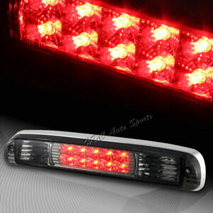 For 1993 2011 Ford Ranger Smoke Lens 10 Led Third 3rd Brake Stop Tail Light Lamp