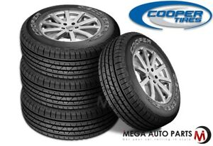 4 Cooper Discoverer Srx 235 70r17 109t Xl Sporty All Season Performance Tires