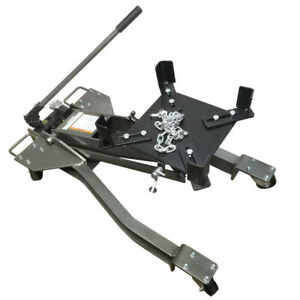 Transmission Jack Lift Car Truck 2 000 Pounds Capacity Low Profile