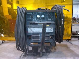 Lincoln Electric Idealarc R3s 400 Arc Welder