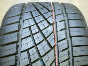 2 Continental Extremecontact Dws 06 225 40zr18 92y Used Tire 9 10 32 72158
