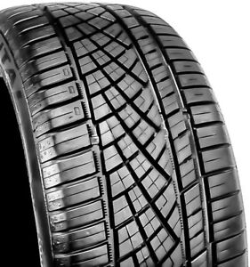 2 Continental Extremecontact Dws 06 225 45zr17 91w Used Tire 9 10 32 74660