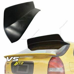Vsaero Frp Mam Spoiler Wing 3dr Hatchback For Honda Civic Ek 96 00