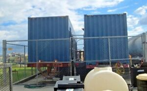 Biodiesel Plant 1 Mgy Self contained Within Two 40 foot Shipping Containers