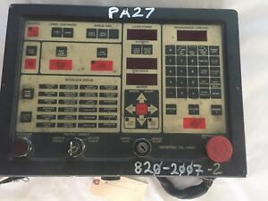 Pa27 Rofin Sinar Laser Gas Control Assembly Board 820 2007 2