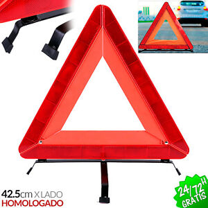 Triangle Emergency Reflective Removable Car Emergency Warning Triangle