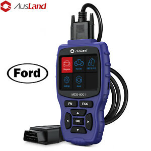 Auto For Ford Obd2 Scanner Abs Srs Ac Bms Dpf Ecu Tpms Oem Level Diagnostic Tool