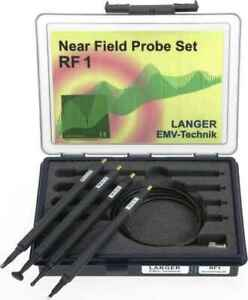 Langer Emv Rf1 Set Near field Probes 30 Mhz Up To 3 Ghz Emc Tools And Probes