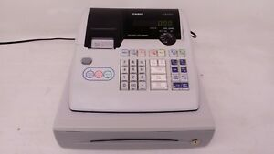 Casio Pcr t265 Electronic Cash Register Key