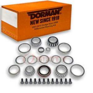 Dorman Rear Differential Bearing Kit For Dodge Ram 2500 2001 2010 Gear Sd
