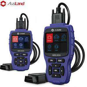 Vehicle Obd2 Scanner Abs Srs Airbag Engine Ecu Coding Diagnostic One Car A Tool