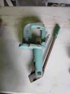 RCBS JR 3 RELOADING PRESS IN NICE USABLE CONDITION