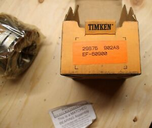 Timken Tapered Roller Bearings 29675 902a8