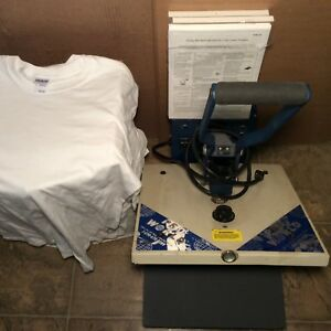 Heat Press Machine Transfer Sublimation T shirt With T shirts Transfer Paper