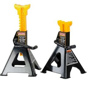 Craftsman 4 Ton Jack Stands Brand New 100