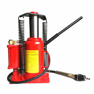 Automotive Air Hydraulic Jack 20 Ton Bottle Jacks Lift Tools Set