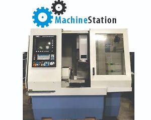 Anca Mg 7 Fastgrind 7 Axis Cnc Tool Cutter Grinder Robotic walter Star