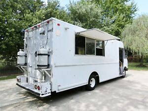 New Food Truck 1996 Chevy P30