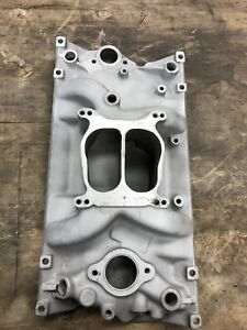 Professional Products 52007 Sbc Chevy Vortec Cyclone Aluminum Satin Intake 350